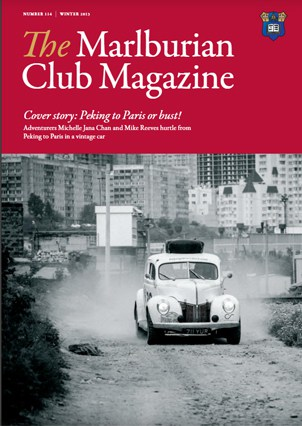 Marlburian Club Magazine 2013
