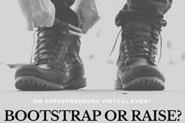 Bootstrap or Raise