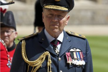 749 Society Lecture - Air Marshal Sir Ian MacFadyen KCVO CB OBE (C2 1955-60) 'Personal perspectives on the 1991 Gulf War'